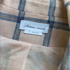 Lovers + Friends Jackets & Coats - Lovers + Friends Blazer